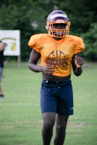 Are you Ready for Some Pirate Football? (Practice Photos)