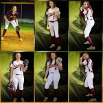 Six Lady Pirates Named to the All-Region Softball Team
