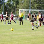 JV Soccer vs Grays Creek 8/20/19