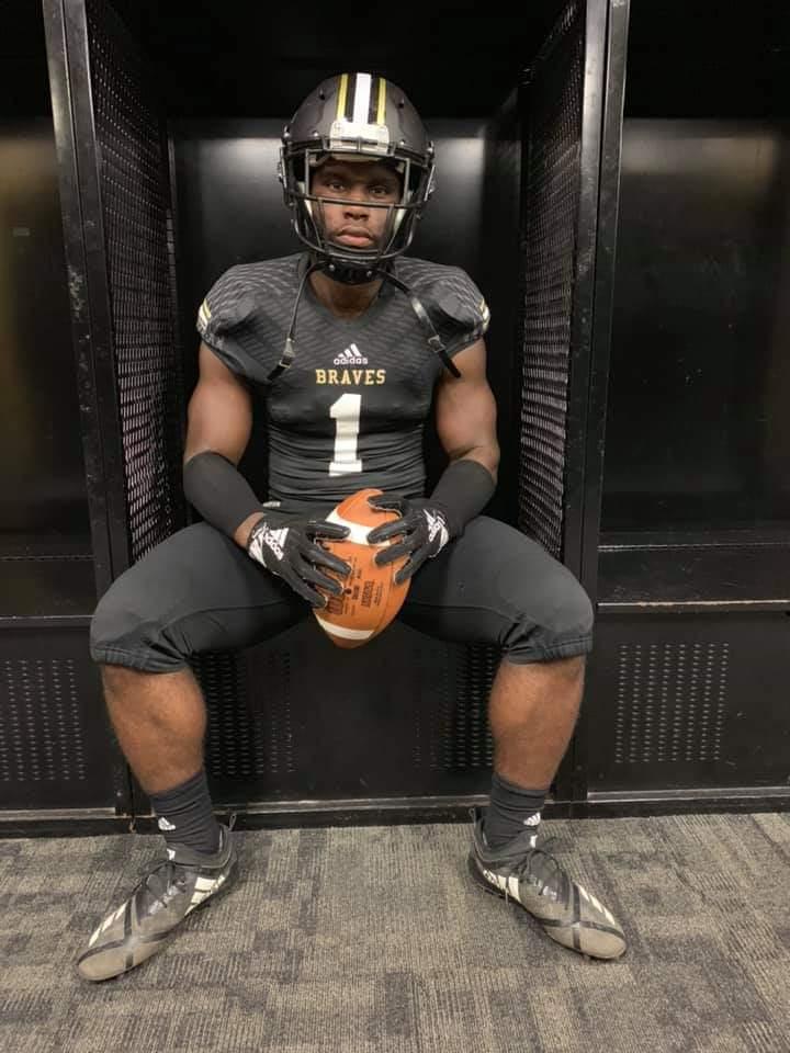 Pirate Graduate Sheridan 2020 NFL Prospect