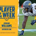 Williams is Defensive Player of the Week at A&T