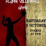 2019 Alumni Volleyball Game