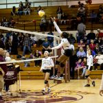 Volleyball SAC 8 Conference Tournament Schedule