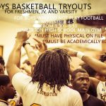 Boys Pirate Basketball Tryout Dates Announced