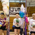 Three Senior Volleyball Players Named to All-Conference Team