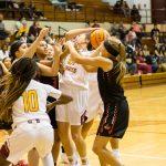 Lady Pirate Varsity Basketball vs Red Springs 11/25/19 Album 1