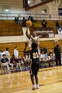 JV Pirate Basketball Versus New Hanover