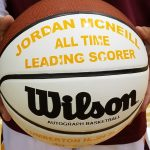 The Robesonian's Coverage of McNeill Breaking Record