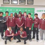Six Pirates Place at the Mark Adams Holiday Classic