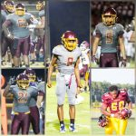 Five Pirates Named to All-County Football Team