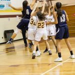 JV Lady Pirates vs Purnell 1/17/2020 (Photos)