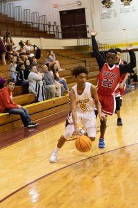Freshmen Pirate Basketball vs Hoke @ Home 2020 (Album 1 of 2)