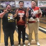 Pirates Take Top Three Places in Sandhills Men's Conference Singles