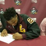 More on Todd's Signing Day from The Robesonian