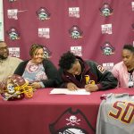 Photos from Mike Todd's Signing Day