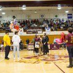 Varsity Basketball Pirates vs Rams Senior Night Album 2