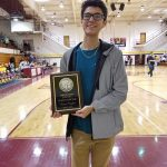 Taylor Named Sandhills Athletic Conference Varsity Men's Bowling Player of the Year