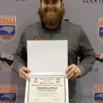 Little Recognized at NCHSAA Wrestling State Championships