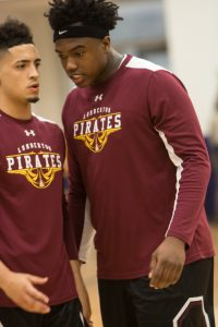 Pirate Varsity Boys Basketball Elite 8 (Pirates vs Hoggard) Album 2 of 3