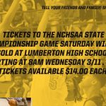 Another Way to Purchase Tickets for State Championship