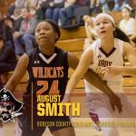 Smith Named Girls Robeson County Most Improved Player of the Year
