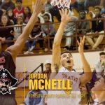 McNeill Named Robeson County Player of the Year