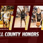 Five Pirates Named to All-County Team
