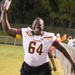 Senior Spotlight…Saavyon Melvin