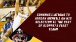 McNeill Selected to Best of 910Preps First Team