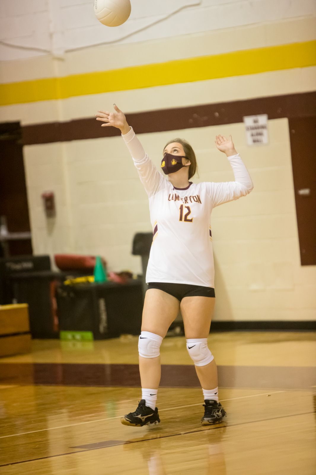 Pirate Volleyball Senior Night Gallery 2 of 3