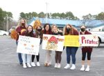 Pirate Basketball Regional Final Send Off