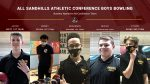 Five Pirate Bowlers Selected to All – Conference Boys Team