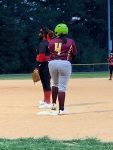 Girls Varsity Softball beats Hoke County 11 – 4