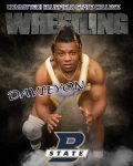 Pirate Davieyon King-McAlister Commits To Bluefield State College