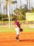 Varsity Lady Pirates Softball vs Pinecrest Album 1 of 3