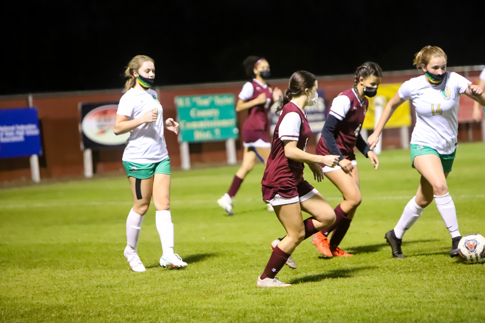 Lady Pirates Varsity Soccer vs Richmond 3/29 Photos (Album 2 of 2)