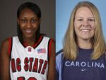 Two Pirate Female Athletes on North Carolina's Top 100 Female Athletes to Remember List