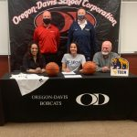 Mercedes Rhodes Signs to Play Basketball at West Virginia Tech