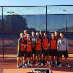 Boys Tennis: Dragons Continue Sectional Streak