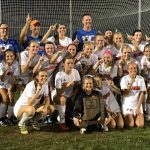 Girls Soccer: Lady Dragons Claim Back-2-Back Sectional Titles