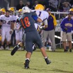 Football: Dragons Score At Will Against Eastern