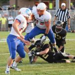 Football: Dragons D Stifles Another Foe