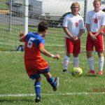 Boys Soccer: Dragons tie Cubs to Open Season