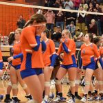 Volleyball: Lady Dragons Fall Short of Reaching State Finals