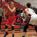 Girls Basketball: Lady Dragons Late Rally Stuns Cubs