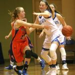 Girls Basketball: Lady Dragons Turn Up the Heat on Borden