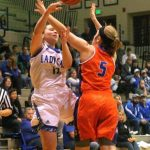 Girls Basketball: Lady Dragons Battle Back but Come Up Short