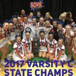 Cheer: Squad Wins State Championship