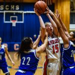 Girls Basketball: Lady Dragons Tripped Up Down the Stretch By Charlestown