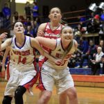 Girls Basketball: Lady Dragons Drop 4th in a Row to 4A #5 Jeff